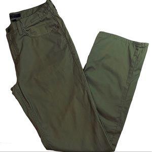 Banana Republic slim leg jeans Sz 33/34